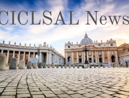 CICLSAL Letter on World Day for Consecrated Life