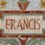 Francis mosaic