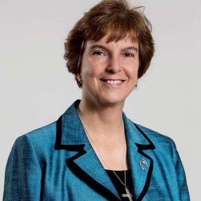 Sr. Maria Cimperman, RSCJ, Ph.D.