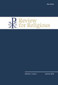 Review for Religious 1:1 Cover