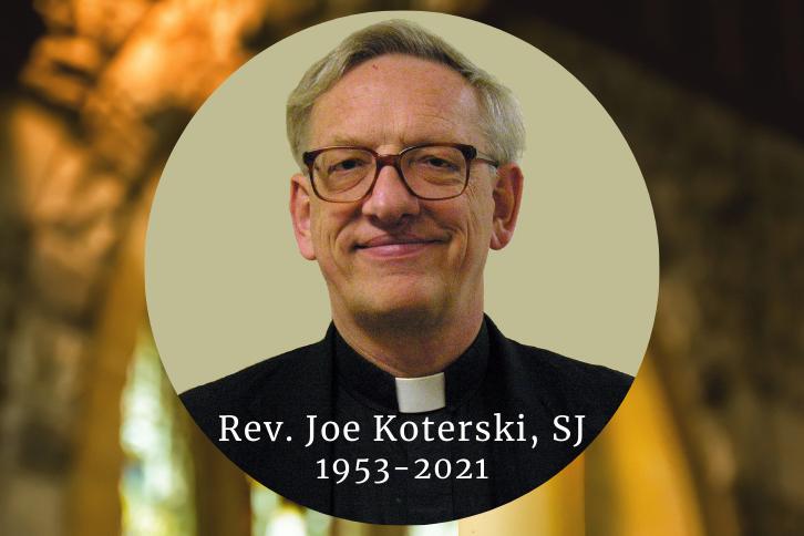 +Fr. Joseph Koterski, SJ